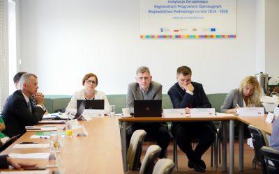 Posiedzenie Podlaskiego Forum Terytorialnego
