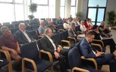 Posiedzenie Podlaskiego Forum Gospodarczego